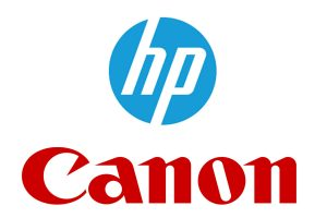 hp canon logo