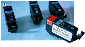Cartouches Canon rechargées
